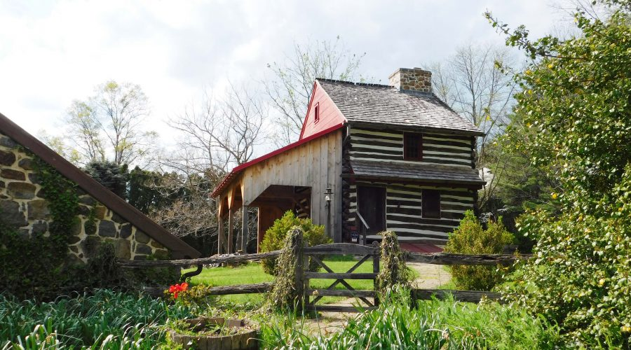 The Shaffer House: Conserving Pennsylvania's Land and History, One Log at a Time
